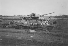 0076-732-ROB-Perl-Germany-January-28-1945-(Perl Yards)-German-Tank-on-Flat-Car.jpg
