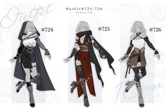 Anime Outfits, Cute Outfits, Naruto Clothing, Star Wars Outfits, Drawing Anime Clothes, Fantasy Gowns, Hero Costumes, Anime Dress, Fashion Design Drawings