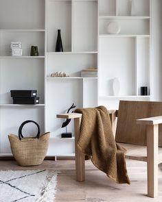 Trendy Home Design Living Room Storage Ideas Living Room Shelves, Living Room Cabinets, Shelves, Interior, Shelving, Home Decor, House Interior, Trendy Home, Room Interior
