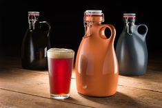 Keep your Hops Fresh with Stonware Growlers