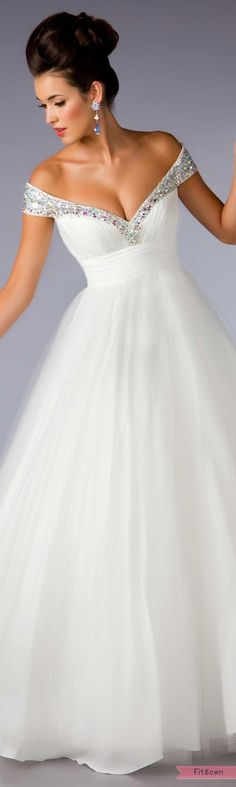 gorgeous bride wedding dress #coupon code nicesup123 gets 25% off at www.Provestra.com and www.Skinception.com