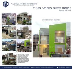 Residential project in Gading Serpong - Tangerang