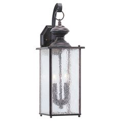 Found it at Wayfair - Sheppard 2 Light Outdoor Wall Lantern