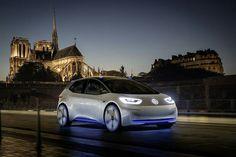 Volkswagen ID city car