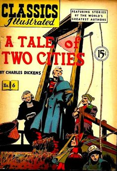 No:6: A Tale of Two Cities - Charles Dickens