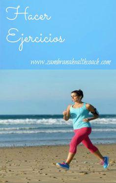Habito # 4 para acelerar tu metabolismo, bajar de peso y estar más saludable...  HACER EJERCICIOS – esto es una de las cosas más difíciles para muchas personas, pero una vida sedentaria viene llena de grasa, obesidad, depresión, mal humor, wow entre muchas otras cosas más.  Créeme el ejercicio te ayudara a bajar de peso y a sentirte y verte mucho mejor. Recuerda que no hay NADA MAS SEXY QUE UNA MUJER SALUDABLE. #consejossaludables #alimentossaludables