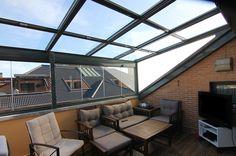 Acristalamientos y cerramientos de terrazas | Cortinas de cristal | Cerramientos de cristal | Lumon