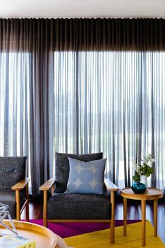 Sliding glass door curtains bedroom 47 ideas for 2019 Living Room Blinds, Curtains Living, Living Room Windows, My Living Room, Sliding Door Curtains, Sliding Glass Door, Glass Doors, Cool Curtains, Curtains With Blinds