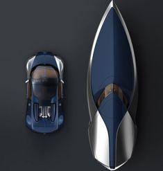 #Bugatti #BugattiVeyron #BugattiBoat #VeyronBoat #BugattiConcept - http://richieast.com/bugatti-veyron-boat-inspired-aerodynamics/