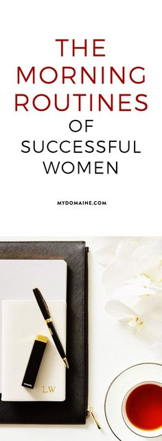 7 Things Highly Successful Women Do Before Lunch Morning rituals to adopt Evening Routine, Night Routine, Morning Routines, Morning Habits, Daily Routines, Miracle Morning, Morning Ritual, Affirmations, Intensives Training