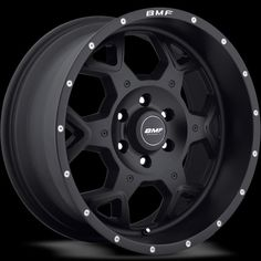 S.O.T.A Wheels by BMF   Chrome & Black Truck Wheels