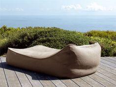 Espreguiçadeira de jardim Coleção Float by Paola Lenti | design Francesco Rota