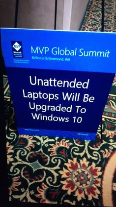 MVP Global Summit - Unattended Laptops Will Be Upgraded To Windows 10 Funny Pictures With Captions, Funny Picture Quotes, Funny Images, Best Funny Pictures, Funny Quotes, Upgrade To Windows 10, Global Summit, Cool Iphone 6 Cases, Nerd Humor