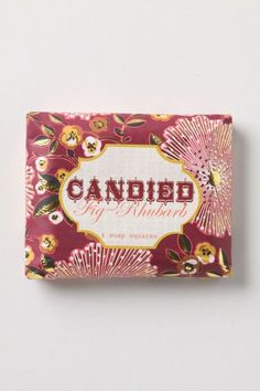 Candy Bar Soap - anthropologie.com