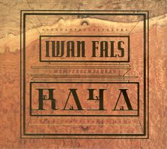 Iwan Fals best album in years.....