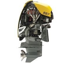 Building a Seven Marine Outboard