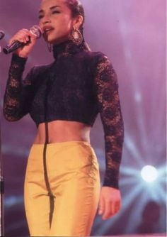 THE ONE AND ONLY ONE, Ms. SADE ADU