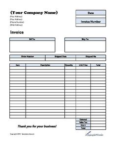 Custom Sales Invoice Slip Printed At DesignsnprintCom  Sales