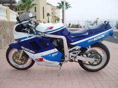 1988 Suzuki GSX-R 1100 Sling Shot! YES!
