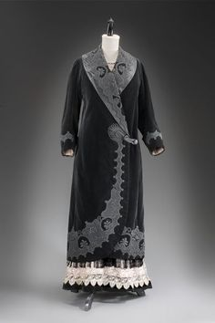Coat,   c.1910-1911  From Czech Design