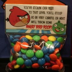BestPinterest: Angry Birds Party Ideas