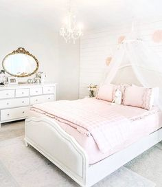 A room fit for a princess! And even better...all you do is ZIP! 📷: @kathrynpackard #beddys #zipperbedding #zipyourbed #girlbedding #girlbed #beddysbeds #girlyroom #girlsroomdecor #girlsroom #girlsroominspo #girlsroominspiration #girlsroomdecoration #girlsroomstyljng #girlystuff #bedding #beddings #homedecor #homedesign 10 Year Old Girls Room, Country Girl Bedroom, Beddys Bedding, Shabby Chic Bedrooms, Shabby Chic Toddler Room, Elegant Girls Bedroom, White Bedroom Furniture, Girl Bedroom Designs, Bedroom Layouts