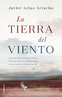 Los libros de Dánae: La tierra del viento.- Javier Arias Artacho