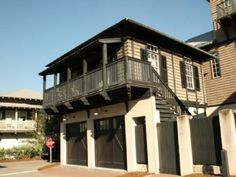 "VRBO.com #3519295ha - ""After Taxes Carriage House"" in Rosemary Beach South of 30-a"