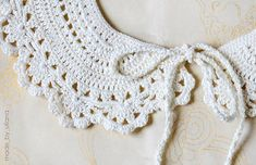 crochet_collar | Flickr - Photo Sharing!