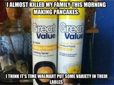 haha! Can't stand the way walmart packages things either!