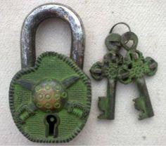 Sabers Lock and Keys