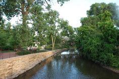 Naperville Riverwalk again - so beautiful!!