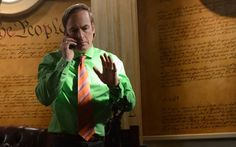 Better Call Saul! Breaking Bad spin-off series confirmed The anticipated spin-off show to US cable TV series Breaking Bad has been given the green light and will centre around the show's cunning lawyer, Saul Goodman.