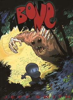 After being run out of Boneville, the 3 Bone cousins Fone Bone, Phoney Bone and Smiley Bone are seperated and lost in a vast uncharted desert. One by one, they find their way into a deep forested valley filled with wonderful and terrifying creatures.