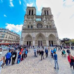 Notre Dame, Building, Travel, Viajes, Buildings, Destinations, Traveling, Trips, Construction