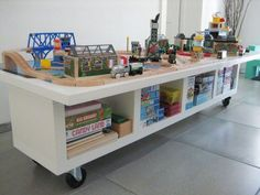ikea game table hack