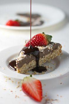 Toasted Coconut Chocolate Cream Pie ~vegan/gluten free~