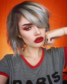 Bold makeup look #3 by atleeeey
