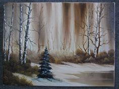 """""""Early Snow"""" by Kevin Hill"""