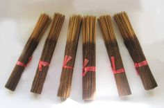 Scented Incense Bundles $19.95!!!  Egyptian Musk incense, Egyptian Vanilla, Kush, Sex on the Beach, Cherry, and African Musk.