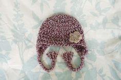 Alli Crafts: Free Pattern: Earflap Hat Premie