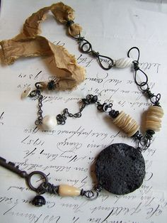 Patience Necklace | Flickr - Photo Sharing!