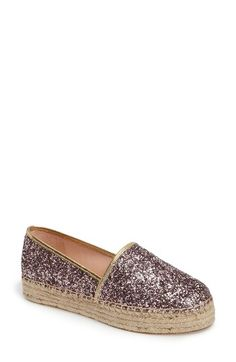 b7c427e3bd6d Free shipping and returns on kate spade new york  linds  bow espadrille ( Women