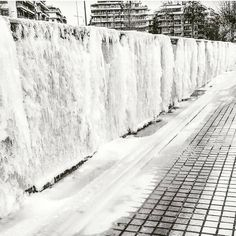 Frozen Thessaloniki 7/1/2017