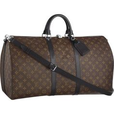 Keepall 55 With Strap