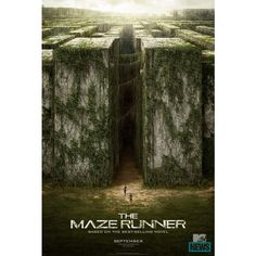 Enter The Labyrinth In First Exclusive 'The Maze Runner' Poster ❤ liked on Polyvore featuring fandoms, maze runner, -pictures et backgrounds