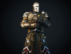 the warden, For Honor