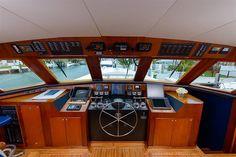 Breaux Baycraft 124ft / 37.8m Motor Yacht BAYOU for Sale through Central Agent Worth Avenue Yachts www.worthavenueyachts.com