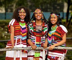 Oromo girls preparing for #Irreecha celebrations. #oromoculture #Oromobeauty #Oromia #Oromopeople Oromo People, Culture, Costumes, Celebrations, Girls, Style, Fashion, Toddler Girls, Swag