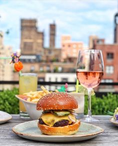 It's never a bad time to evalute the best rooftop restaurants in NYC, but with summer right around the corner, what better time? We've searched (and ate and drank!) far and wide: here are the best rooftop bars and restaurants in NYC!